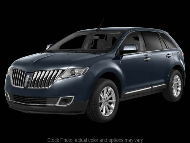 2013 Lincoln MKX 4d SUV AWD Elite at Bobb Suzuki near Columbus, OH