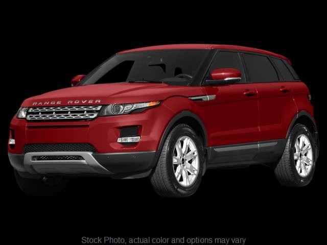 2013 Land Rover Range Rover Evoque 5d SAV Pure Plus at Naples Auto Sales near Vernal, UT