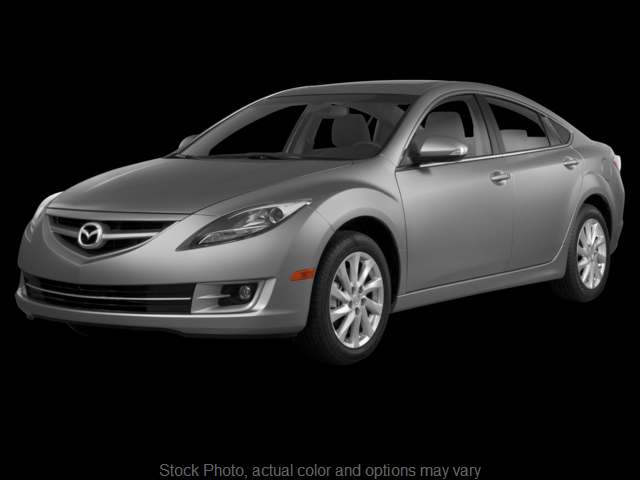 Used 2013  Mazda Mazda6 4d Sedan i Touring Plus at Express Auto near Kalamazoo, MI