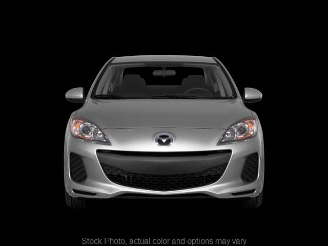 Used 2013  Mazda Mazda3 4d Sedan i Touring 5spd at Camacho Mitsubishi near Palmdale, CA