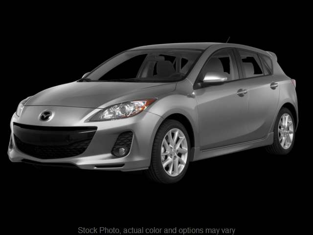 2013 Mazda Mazda3 5d Hatchback i Grand Touring Auto at Al West Nissan near Rolla, MO