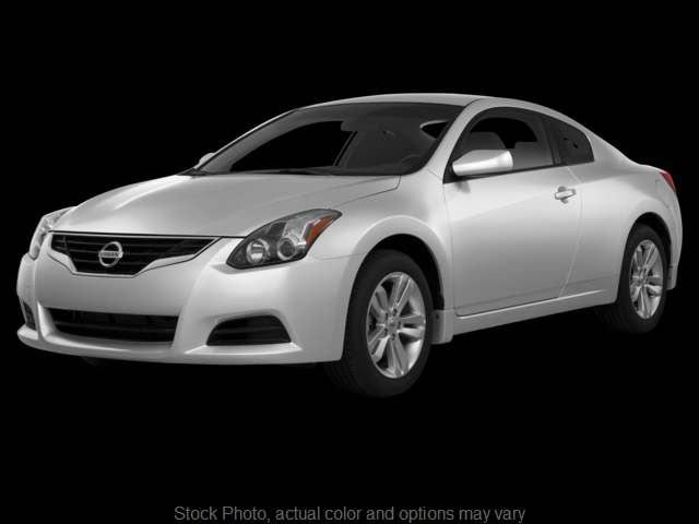 2013 Nissan Altima Coupe 2d Coupe S at The Gilstrap Family Dealerships near Easley, SC