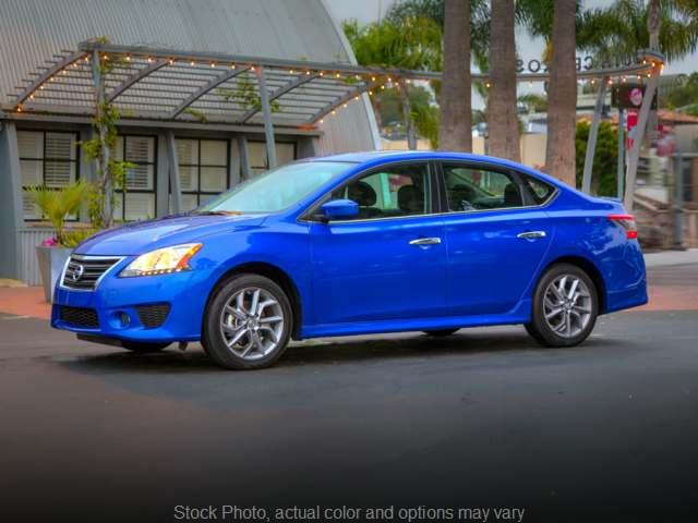 2013 Nissan Sentra 4d Sedan SR at Good Wheels near Ellwood City, PA