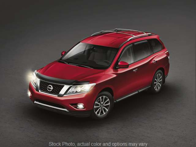 2015 Nissan Pathfinder 4d SUV 4WD Platinum at Bobb Suzuki near Columbus, OH