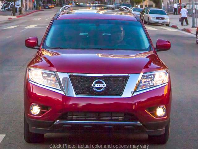 Used 2016  Nissan Pathfinder 4d SUV 4WD Platinum at Frank Leta Automotive Outlet near Bridgeton, MO
