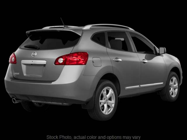 Used 2015  Nissan Rogue Select 4d SUV AWD S at Bobb Suzuki near Columbus, OH