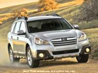 Used 2013  Subaru Outback 4d SUV i Premium CVT All-Weather Pkg at Ubersox Used Car Superstore near Monroe, WI
