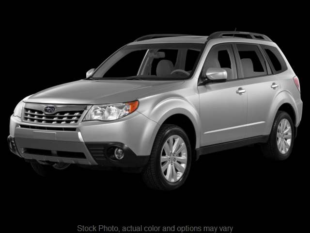 2013 Subaru Forester 4d SUV X Limited at Naples Auto Sales near Vernal, UT
