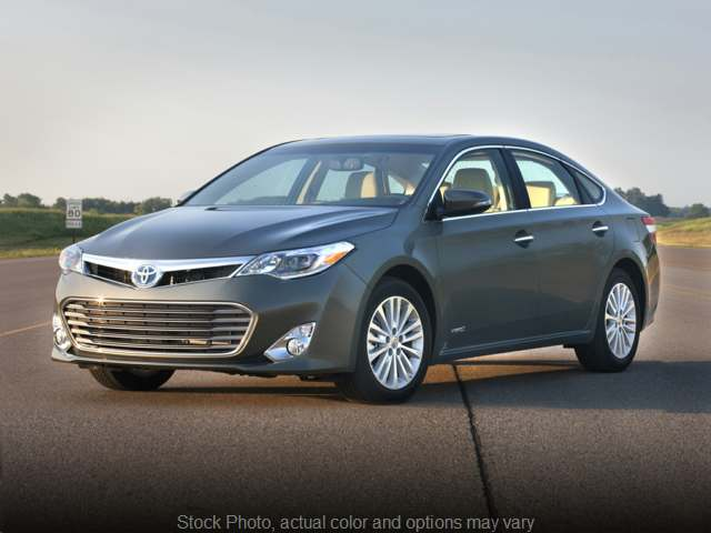 2015 Toyota Avalon Hybrid 4d Sedan XLE Touring at Bobb Suzuki near Columbus, OH