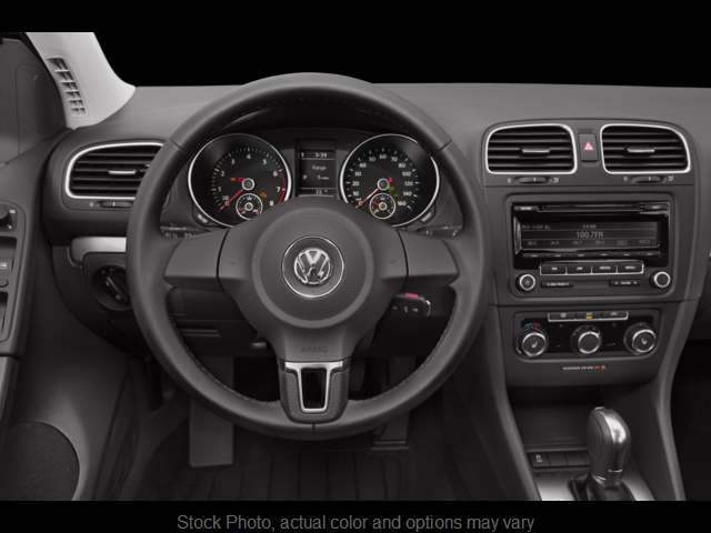 Used 2013  Volkswagen Golf 4d Hatchback Convenience at Bobb Suzuki near Columbus, OH
