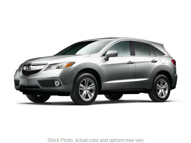 2014 Acura RDX 4d SUV AWD Tech at Bobb Suzuki near Columbus, OH