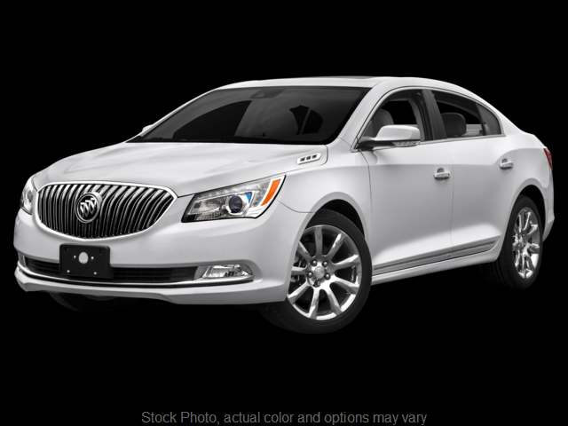 Used 2014  Buick LaCrosse 4d Sedan FWD Leather V6 at Camacho Mitsubishi near Palmdale, CA
