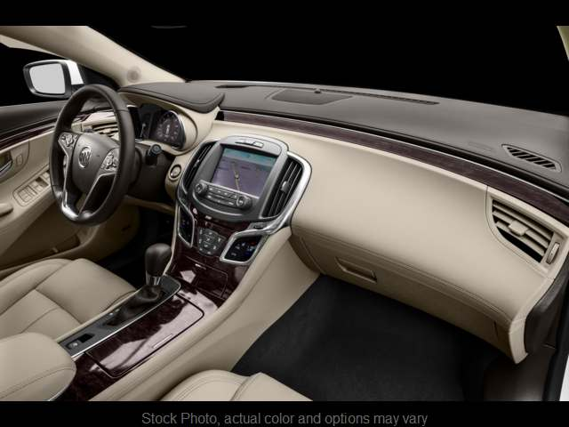 Used 2014  Buick LaCrosse 4d Sedan AWD Leather at Graham Auto Group near Mansfield, OH