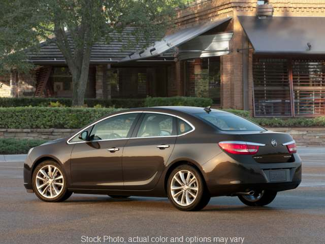 Used 2014  Buick Verano 4d Sedan Leather at Bill Fitts Auto Sales near Little Rock, AR