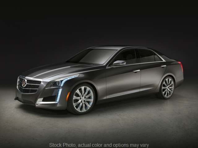 2014 Cadillac CTS 4d Sedan 3.6L Premium AWD at Carmack Car Capitol near Danville, IL