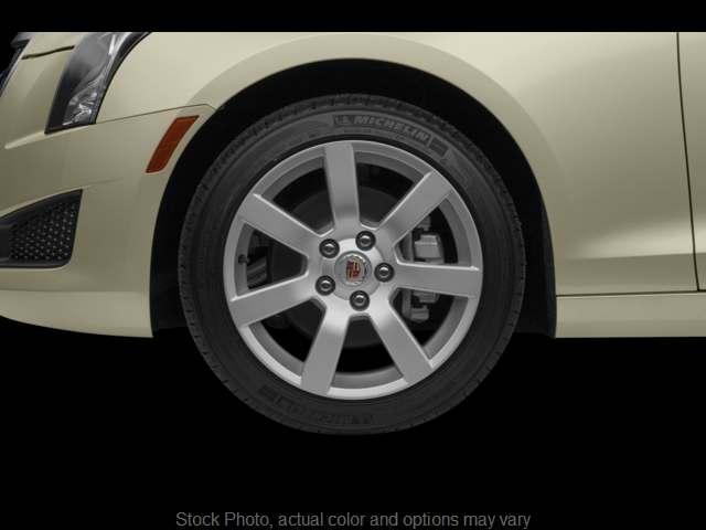 Used 2014  Cadillac ATS 4d Sedan 2.0L Turbo Luxury at The Gilstrap Family Dealerships near Easley, SC