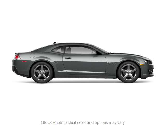 Used 2015  Chevrolet Camaro 2d Coupe LS1 at 30 Second Auto Loan near Peoria, IL
