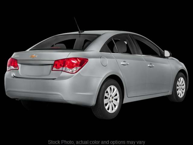 Used 2014  Chevrolet Cruze 4d Sedan LS AT at Ypsilanti Imports near Ypsilanti, MI