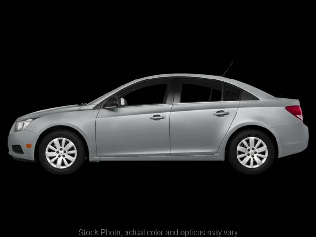 Used 2014  Chevrolet Cruze 4d Sedan LT2 AT at Oxendale Auto Outlet near Winslow, AZ