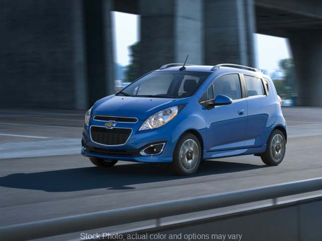 2015 Chevrolet Spark 4d Hatchback LS CVT at The Gilstrap Family Dealerships near Easley, SC
