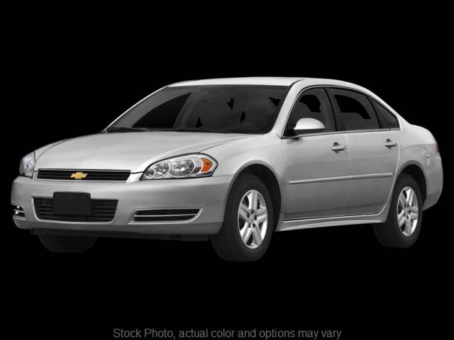 Used 2014  Chevrolet Impala Limited 4d Sedan LS at Action Auto Group near Oxford, MS