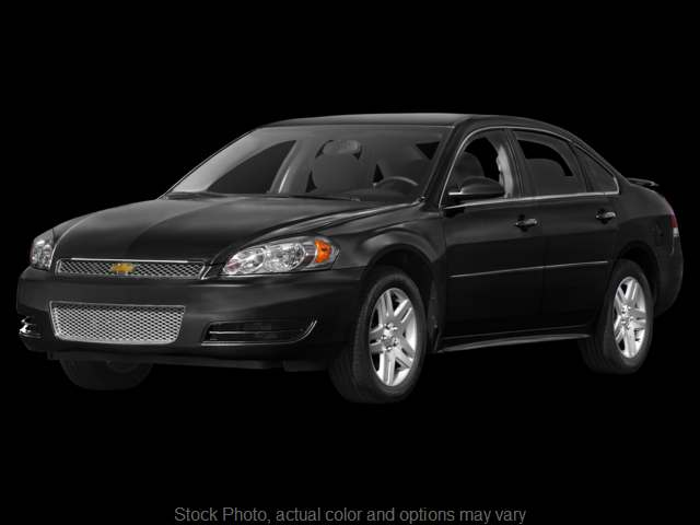 Used 2014  Chevrolet Impala Limited 4d Sedan LT at Good Wheels near Ellwood City, PA