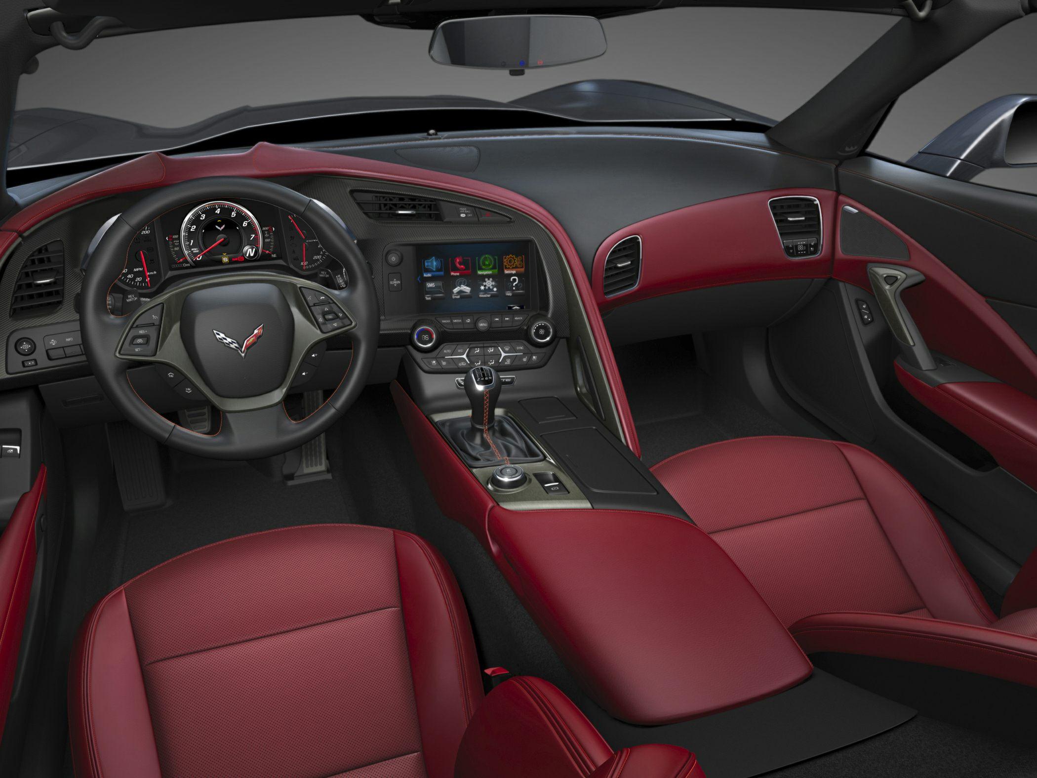 2014 chevrolet corvette stingray review youtube -  Color
