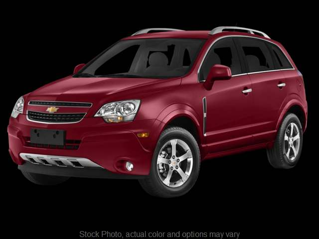 Used 2014  Chevrolet Captiva Sport 4d SUV FWD LT at Bill Fitts Auto Sales near Little Rock, AR