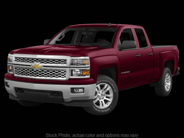 Used 2014  Chevrolet Silverado 1500 4WD Double Cab Work Truck w/1WT at Shields Auto Group near Rantoul, IL