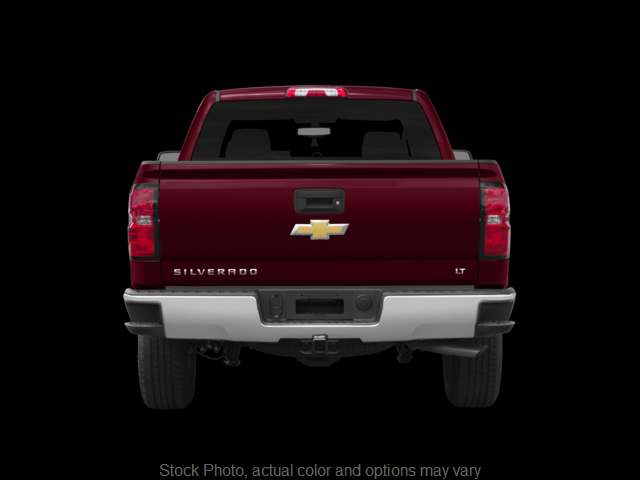 Used 2015  Chevrolet Silverado 1500 4WD Double Cab LT at Bobb Suzuki near Columbus, OH