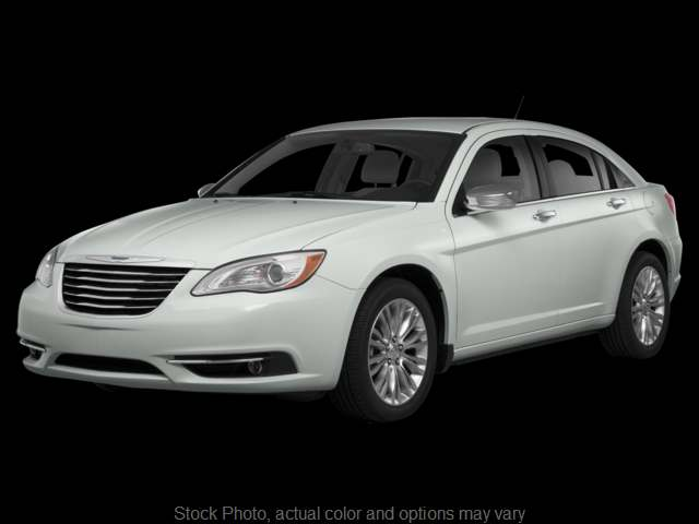 Used 2014  Chrysler 200 4d Sedan LX at Express Auto near Kalamazoo, MI