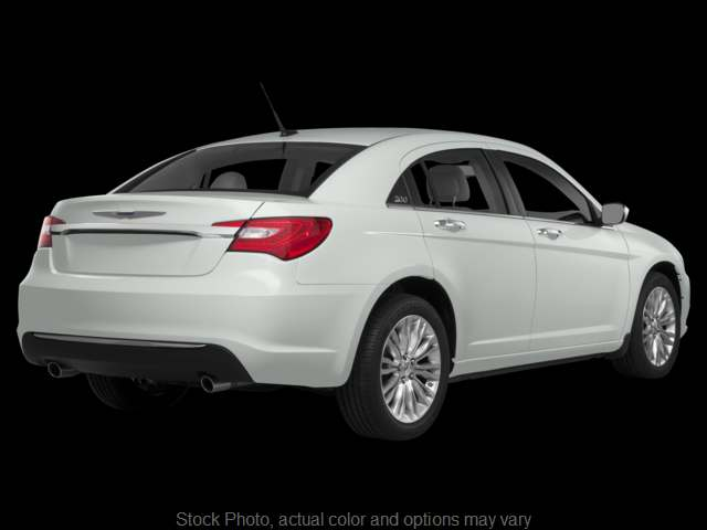 Used 2014  Chrysler 200 4d Sedan LX at Express Auto near Kalamazoo, MI