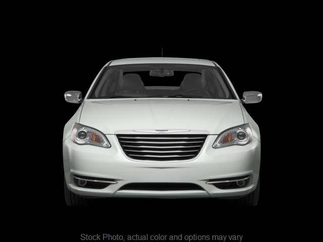 Used 2014  Chrysler 200 4d Sedan LX at Action Auto Group near Oxford, MS