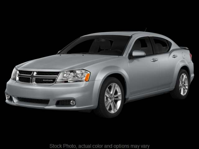 2014 Dodge Avenger 4d Sedan SE V6 at Oxendale Auto Outlet near Winslow, AZ