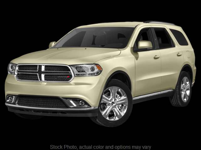 Used 2015  Dodge Durango 4d SUV AWD SXT at Royal Family Motors near North Canton, OH