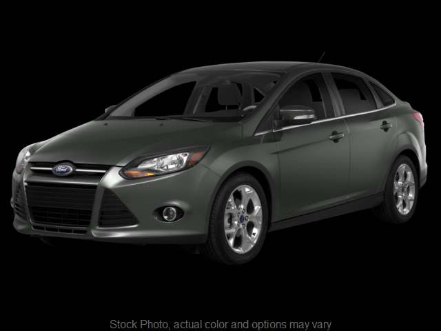 2014 Ford Focus 4d Sedan Titanium at Good Wheels near Ellwood City, PA