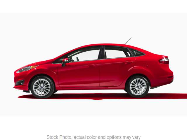 Used 2017  Ford Fiesta 4d Sedan SE at Ridenour Auto Group near New Lexington, OH