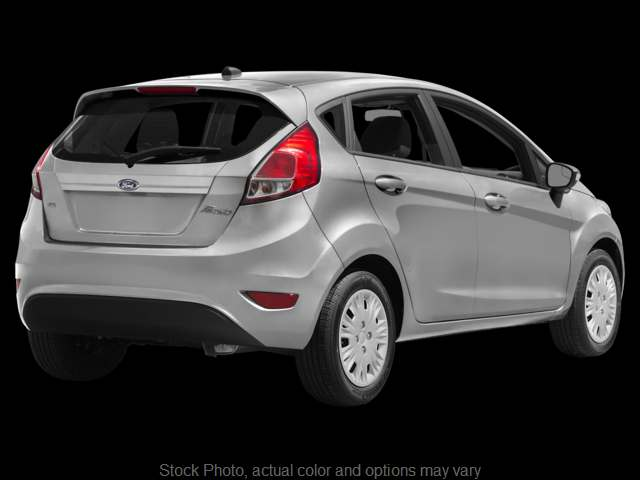 Used 2015  Ford Fiesta 4d Hatchback S at Express Auto near Kalamazoo, MI