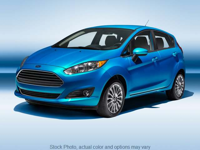 2015 Ford Fiesta 4d Hatchback S at Express Auto near Kalamazoo, MI