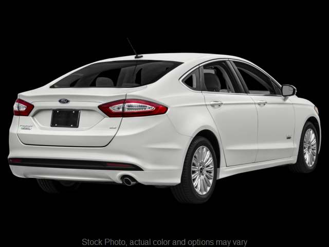 Used 2014  Ford Fusion Energi 4d Sedan Titanium at Mike Burkart Ford near Plymouth, WI