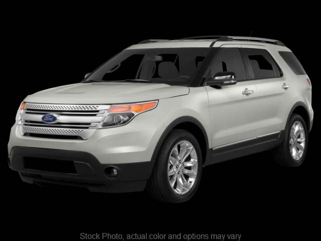 Used 2014 Ford Explorer 4d SUV FWD XLT at 30 Second Auto Loan near Peoria, IL