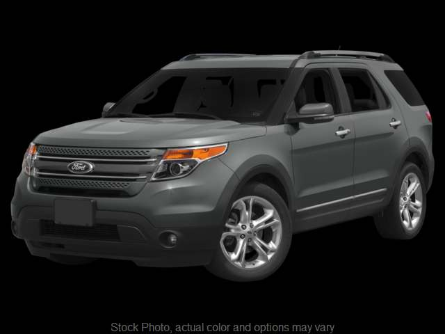 2014 Ford Explorer 4d SUV FWD Limited at I Deal Auto near Louisville, KY