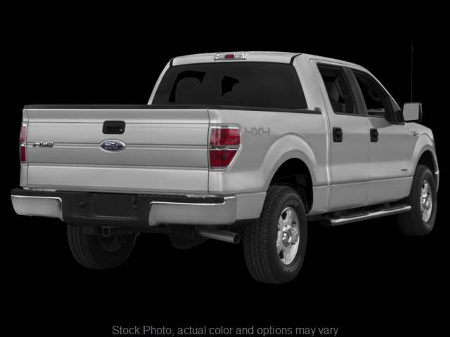Used 2014  Ford F150 4WD Supercrew FX4 6 1/2 at Graham Auto Group near Mansfield, OH