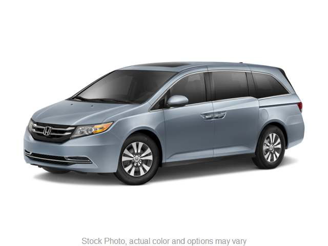 2014 Honda Odyssey 4d Wagon EX-L at Camacho Mitsubishi near Palmdale, CA
