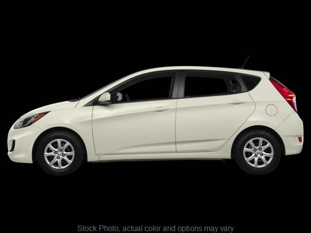 Used 2014  Hyundai Accent 5d Hatchback GS Auto at Camacho Mitsubishi near Palmdale, CA