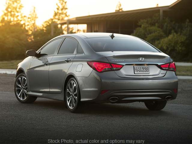 2014 Hyundai Sonata 4d Sedan GLS at Naples Auto Sales near Vernal, UT