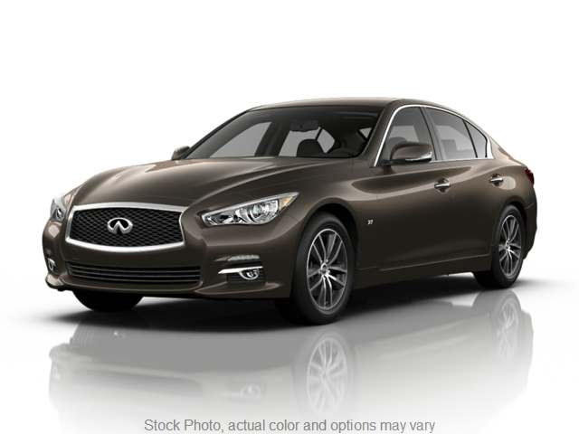 Used 2015  Infiniti Q50 4d Sedan AWD Premium at Bobb Suzuki near Columbus, OH