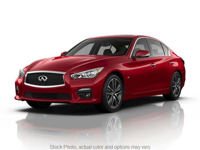 Used 2015  Infiniti Q50 4d Sedan RWD Sport at Edd Kirby's Adventure near Dalton, GA