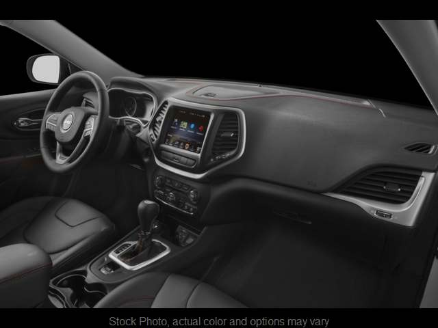 Used 2014  Jeep Cherokee 4d SUV 4WD Trailhawk V6 at Kama'aina Nissan near Hilo, HI