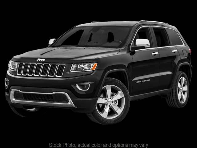 2014 Jeep Grand Cherokee 4d SUV 4WD Limited at Bobb Suzuki near Columbus, OH